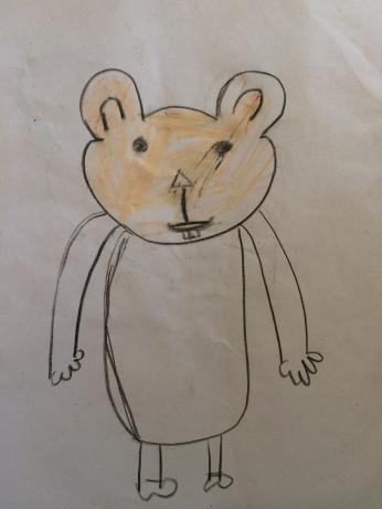 Bear. Artist: Anonymous