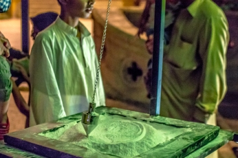 Sand Pendulum. Photo: HumayunM